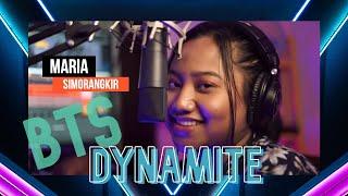 BTS - Dynamite (Maria Simorangkir Cover)  알엠
