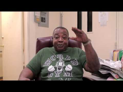 Leroy Colbert Speaks about PROTEIN  part 2