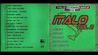 Italo Disco Classics Vol. 2 Megamix