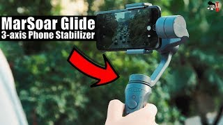 MarSoar Glide Three-Axis Gimbal: TOP 5 Features (Hands-on Preview)