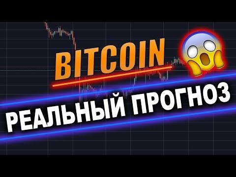 Криптовалюта Биткоин — РЕАЛЬНЫЙ ПРОГНОЗ!