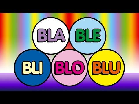 BLA BLE BLI