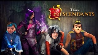 Descendants Trailer Futuristic Four