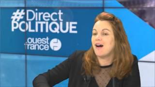 #Direct Politique avec Axelle Lemaire