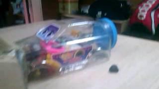 Коробка с игрушками(как то странно я снял)