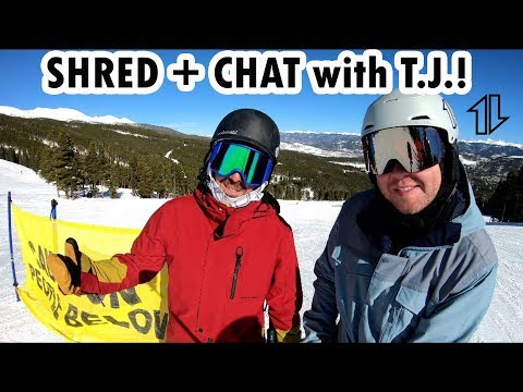 Shred with TJ, Board Shape Thoughts, and even some Casey Willax