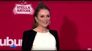 JULIANNE MOORE SAYS NO, THANK YOU TO CRAZY SEX