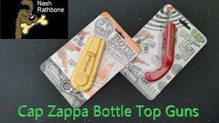 Cap Zappa Bottle Cap Guns