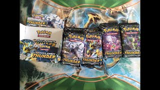 Opening lost thunder booster packs