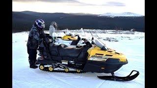 Тайна перевала Дятлова 2018. Снегоходный тур. Dyatlov Pass Mystery snowmobiles tour