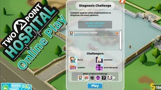 Two Point Hospital - Online Play and Challenge Overview