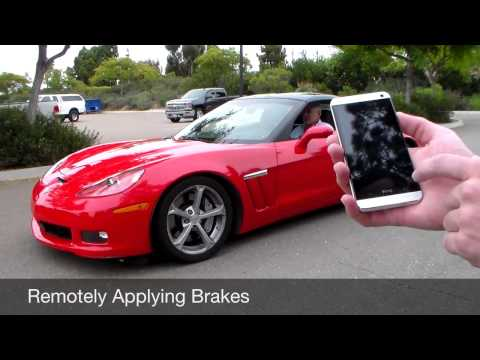Chevy Corvette is latest car breached by hackers