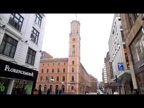 Alte Post/ old-postal-service Hamburg (Signalturm/signal tower)