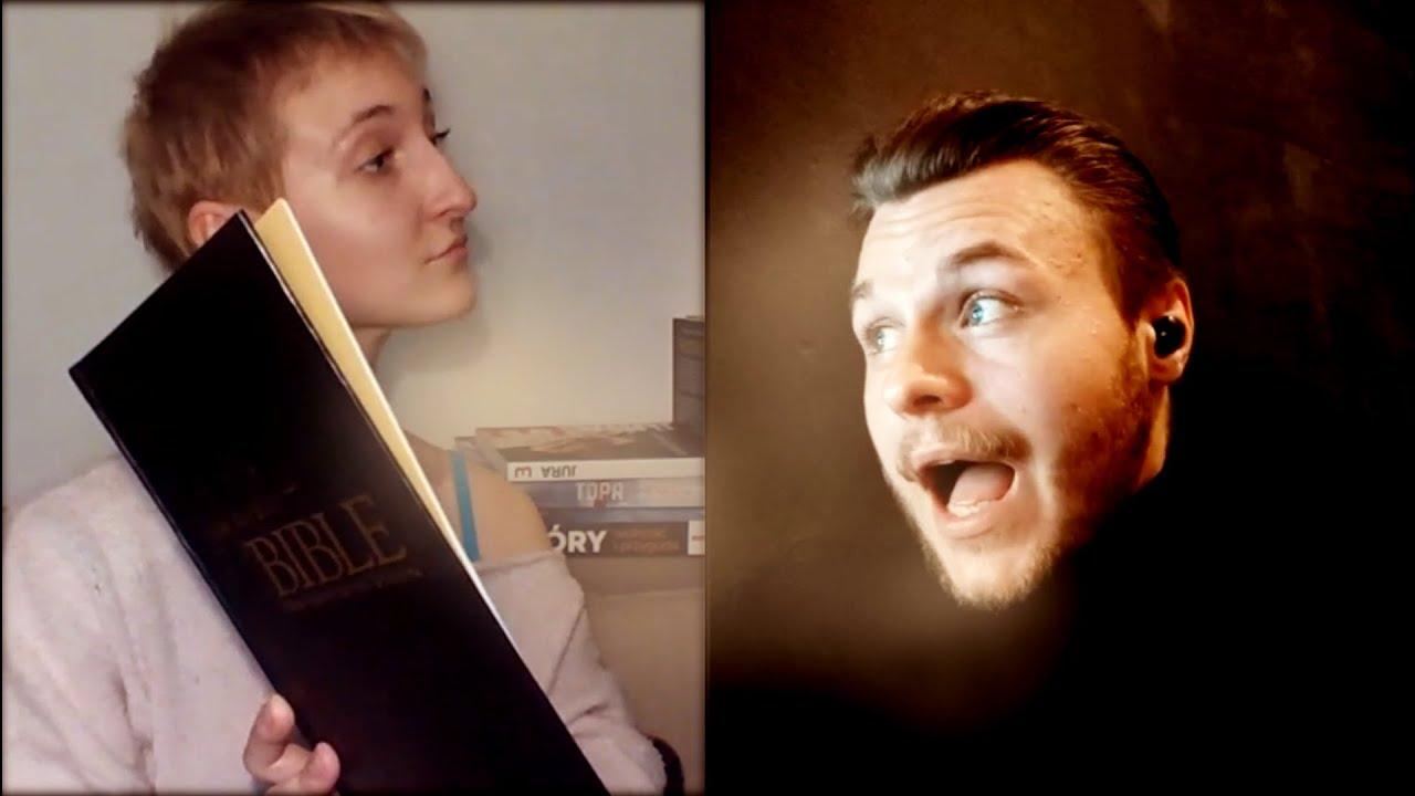 #58 Czyżby Biblia miała sprzeczności?? | Stacja Ateizm + Artur Stępniak