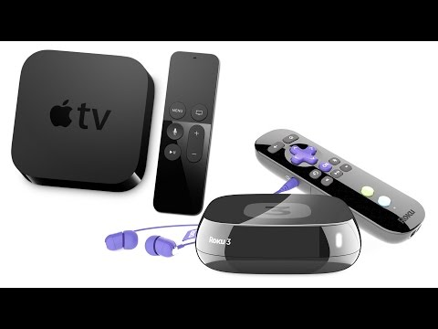 Apple TV, Nexus Player, Roku 3... A quoi servent les box TV ?