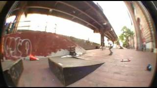 Chill Brooklyn Banks Edit