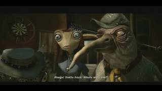 Rango The Video Game All cutscenes [Full Movie]