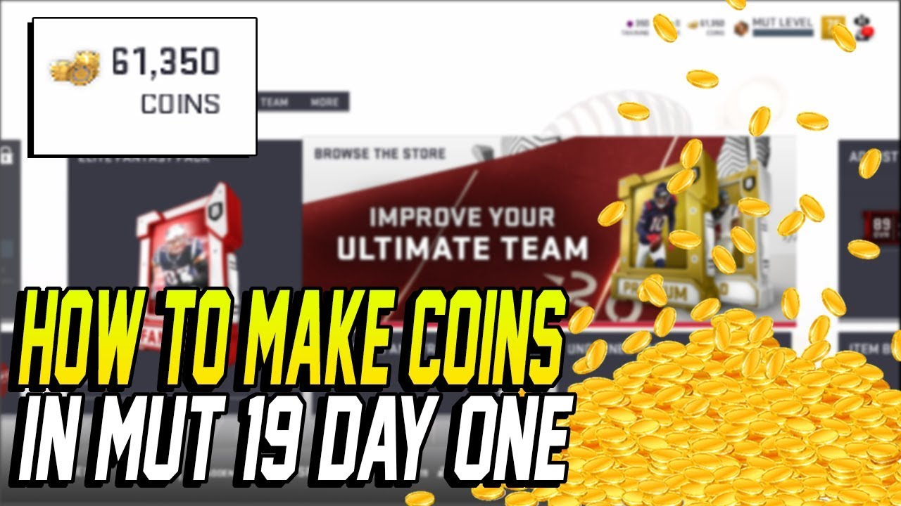 HOW TO MAKE COINS DAY ONE OF MUT 19 BEST COIN MAKING