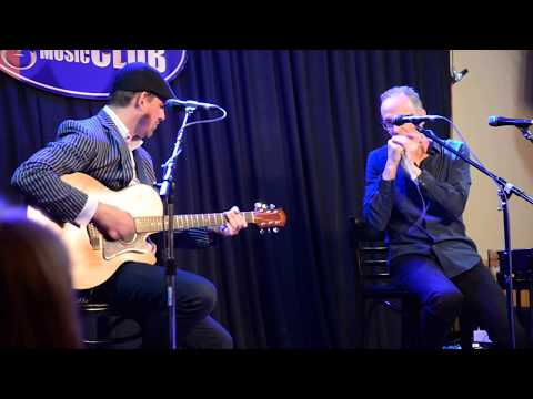 Steve Strongman & Carlos del Junco - Heaven's Where You'll Dwell, May 17, 2017