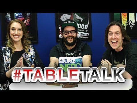 Name Your Junk on #TableTalk w/ Matt Mercer!
