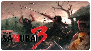 WAY OF THE SAMURAI 3 Gameplay ★ Falcon 1 Shot ★ Let