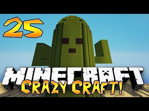 """""""BEST PRESENT EVER!"""" - Crazy Craft 2.1 (Minecraft Modded Survival) - #25"""