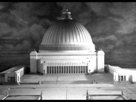 Ruhmeshalle / Volkshalle - Architektur