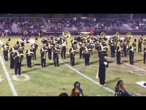 Fairfield Central High School Golden Griffin Band