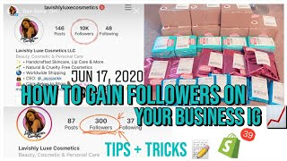 I GAINED 10K FOLLOWERS IN 2 MONTHS!! 🤯 ENTREPRENEUR LIFE EP: 10