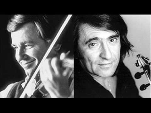 Bruch - Concerto for violin&viola -p.1- Tretyakov & Bashmet