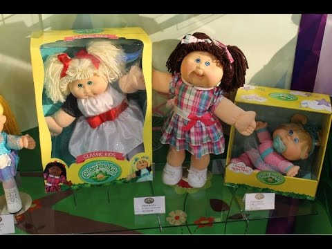 toy fair 2015 wicked cool toys presents cabbage patch kids cpk youtube. Black Bedroom Furniture Sets. Home Design Ideas