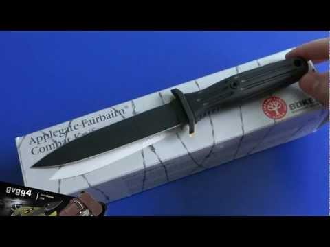 Боевой нож: Boker AF Combat