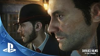 Sherlock Holmes: The Devil's Daughter - Story Trailer | PS4