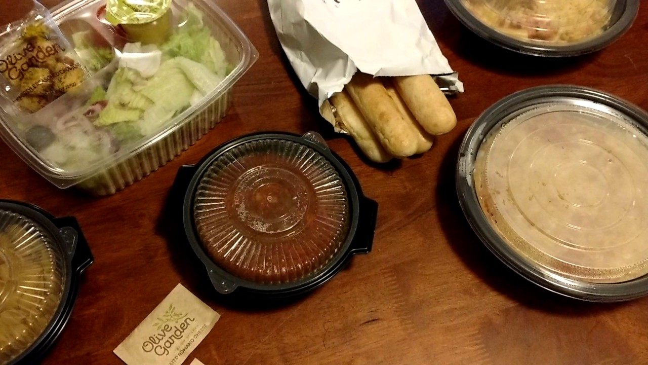 Olive Garden: $6.74 per meal wyb 4 + FREE Kids Meal! - YouTube