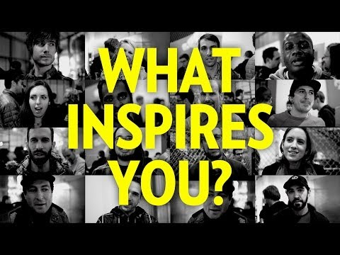 WHAT INSPIRES YOU? — 15 Designers Discuss Inspiration