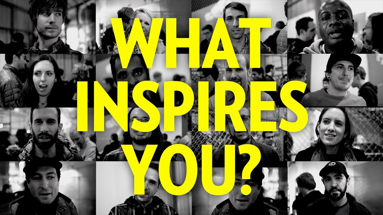 what inspires you 15 designers discuss inspiration