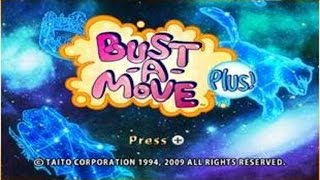 Bust A Move Plus! - Wii Ware Longplay