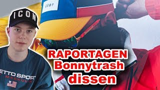 Raportagen - Bonnytrash dissen in unter 3 Minuten Sommer Edition REACTION/ANALYSE