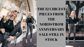 The 12 Chicest Pieces Still In Stock From The Nordstrom Anniversary Sale
