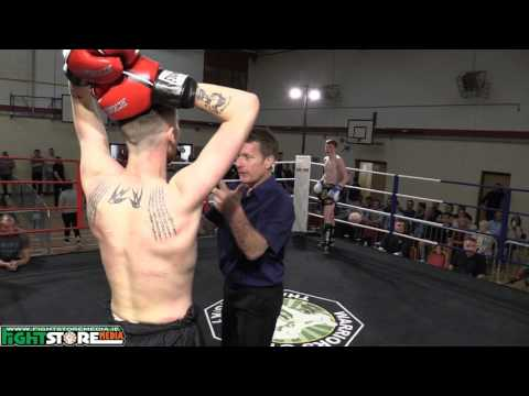 Rob Moran v Conor McDaid - The Takeover 9