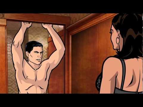 Archer: Office Etiquette PSA