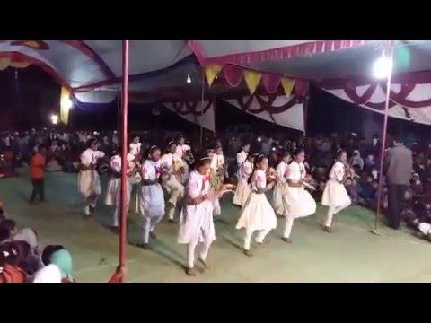 Maharashtra Beautiful Lezim Dance