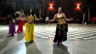 IV Mostra de dança da EBADS 2010 - Dança do Ventre  HD
