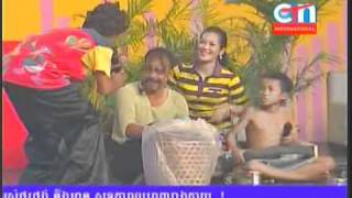 Khmer Comedy CTN , អ្នកក្លាហានប្រហាបីសាចអាកាស Part 1