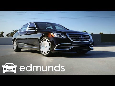 Is the 2018 Mercedes-Benz Maybach Sedan Worth $200,000?