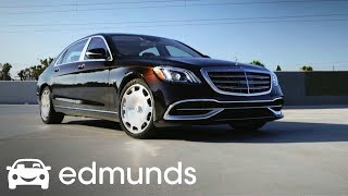 Is the 2018 Mercedes-Benz Maybach Sedan Worth $200,000?
