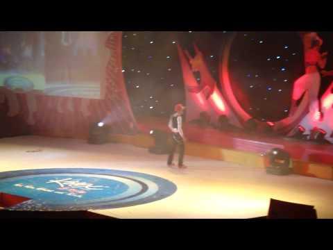 Em gái 13 tuổi, giải nhất Solo - Chung kết Bước nhảy Xì Tin Hải Phòng 2010