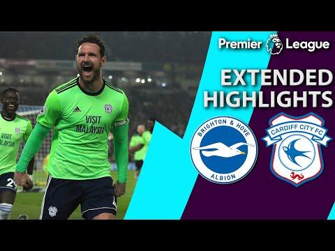 Brighton v. Cardiff City | PREMIER LEAGUE EXTENDED HIGHLIGHTS | 4/16/19 | NBC Sports