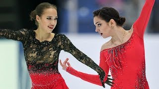 Алина Загитова и Евгения Медведева претендуют на звание самого ценного фигуриста сезона