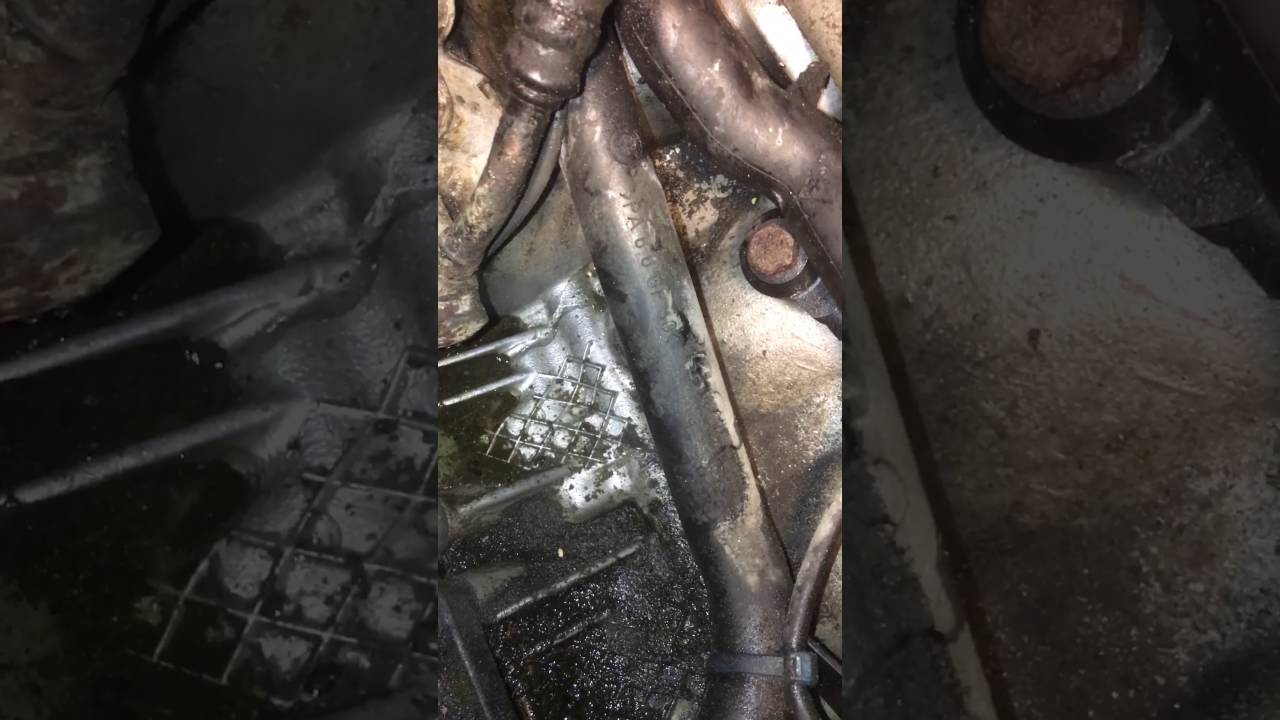 BMW E46 Coolant Leak Under Intake Manifold Part 1